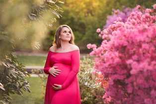 New Jersey Newborn & Maternity Photographer  | Sunny Spring Day.