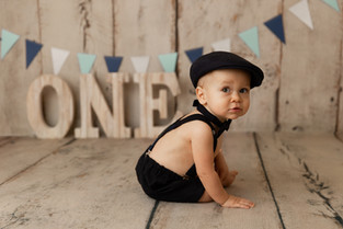 New York New Jersey cake Smash Photographer  | TJ is one!