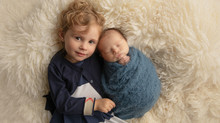 NJ Bergen County Newborn Photographer  | Mateo newborn session.