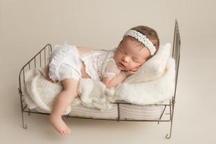 NJ Newborn Photographer   Serena Newborn Session
