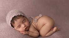 NJ Bergen County Newborn Photographer  | Sienna newborn session.