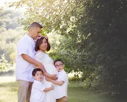 Bergen county maternity photographer