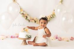 NJ cake smash photographer
