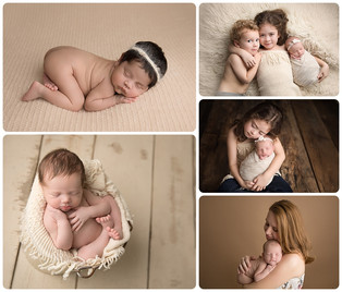 New Jersey Newborn Photographer | 2 days in Georgia