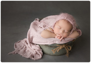 Best New Jersey Newborn Photographer | Baby Sienna