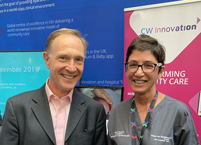 Imagineear apps showcased at CW Innovation Day