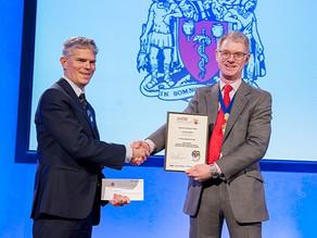 RELAX Anaesthetics™ wins AAGBI Innovation Award