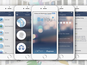 BeYou+ app created for people living with HIV