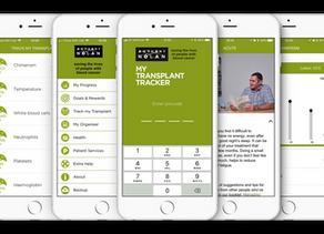 Imagineear develops My Transplant Tracker app