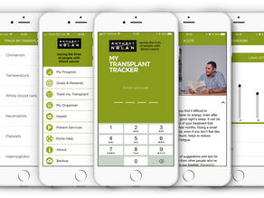 Imagineear develops My Transplant Tracker app