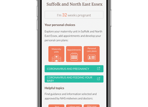16th March 2020 | More NHS Local Maternity Systems sign up to the Mum & Baby app