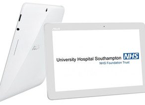 University Hospital Southampton eye unit takes RELAX Anaesthetics
