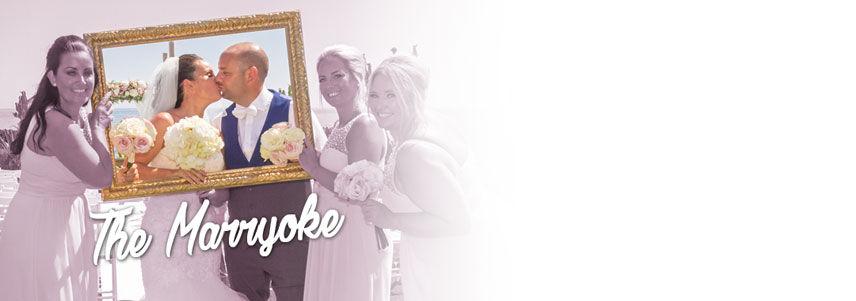 marryoke video marbella