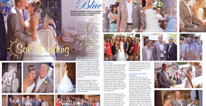 Featured in Confeti Magazine - Melanie & Michael's True Love