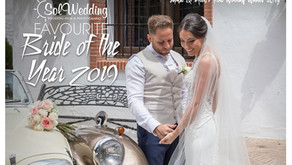 Winner Favourite Bride of the year 2019