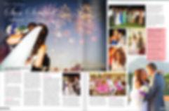 Articulo prensa boda fran rocio marbella