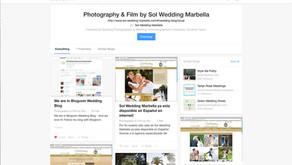Follow us on Bloglovin - Our public Blog at Sol Wedding Marbella