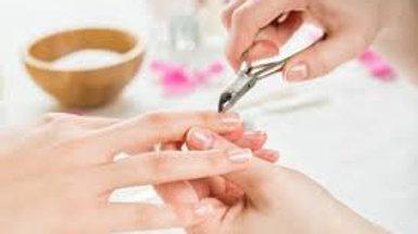 Manucure Brésilienne (soin des mains)
