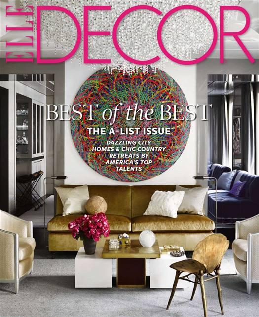 "ELLE Decor ""Best of the Best"""