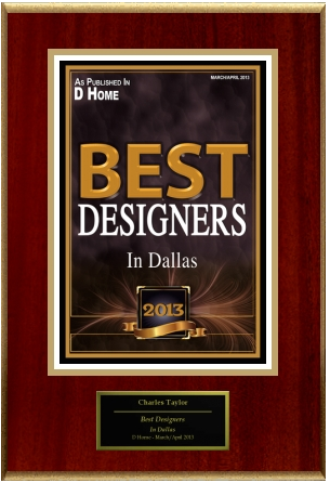 """Voted """"Best Designer"""" In Dallas"""