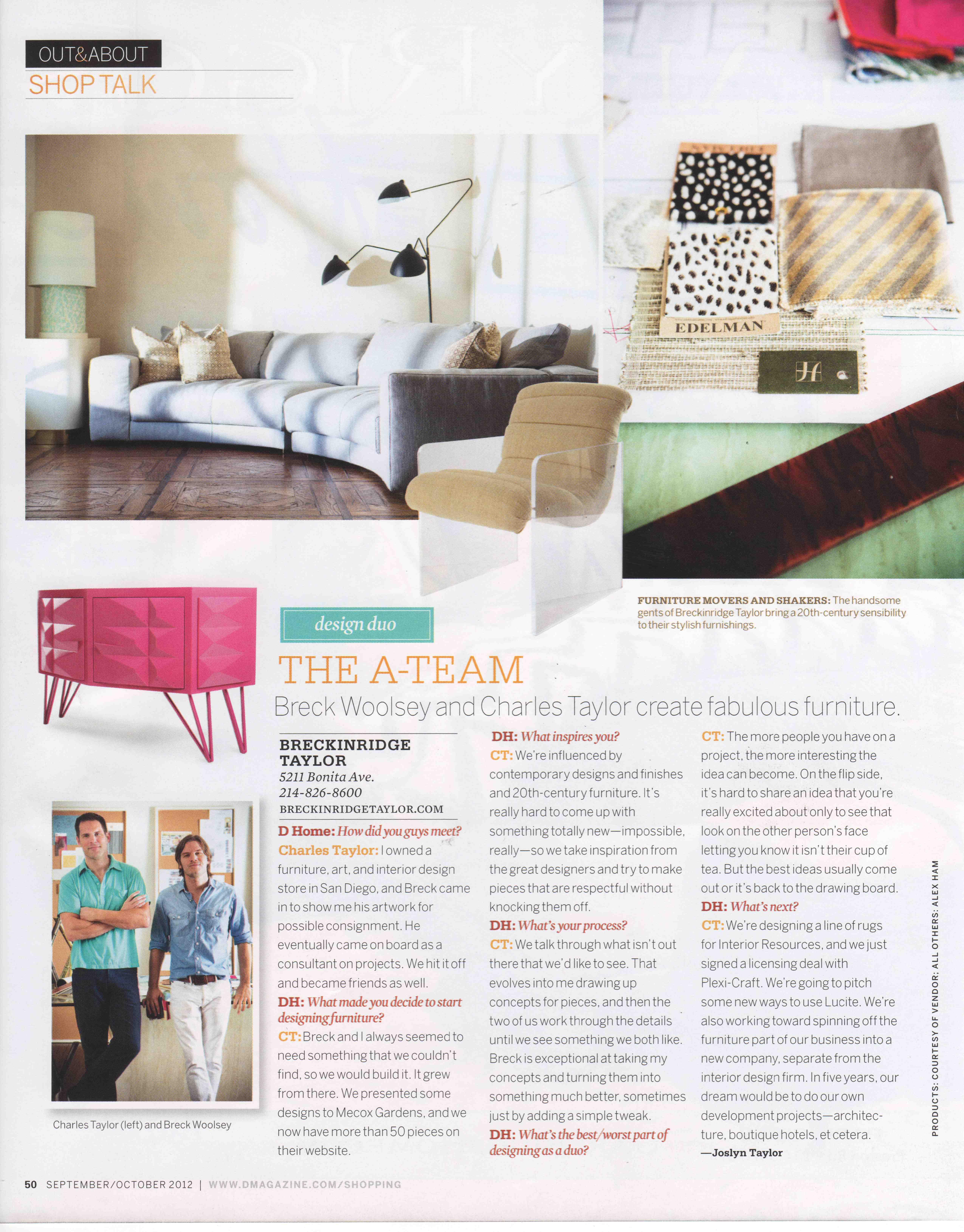 Inside - D Magazine