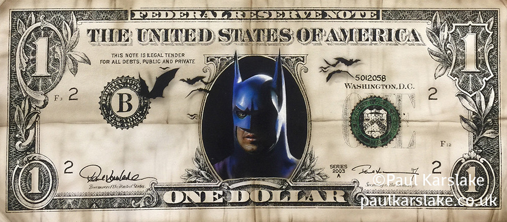 Batman - Dollar