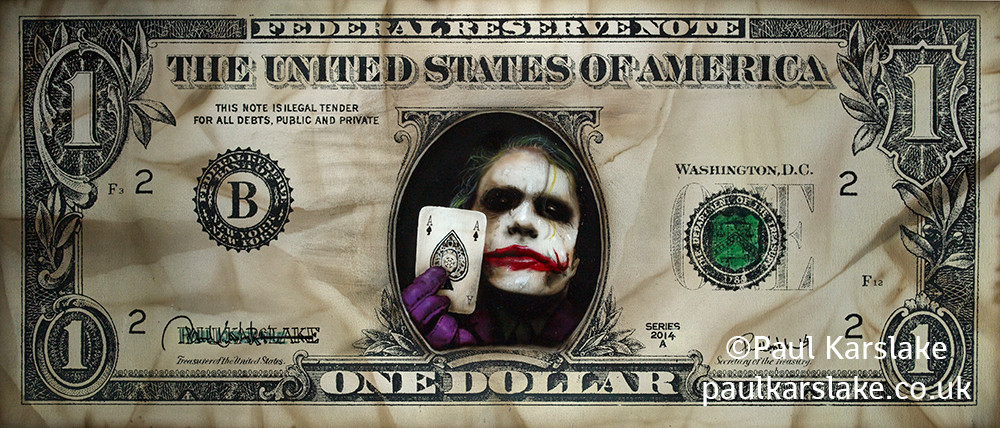 The Joker - Dollar