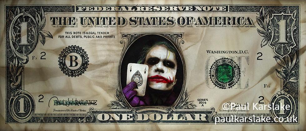 The Joker - Dollar