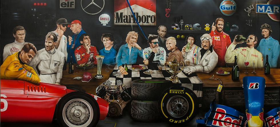 The Formula One Legend Supper