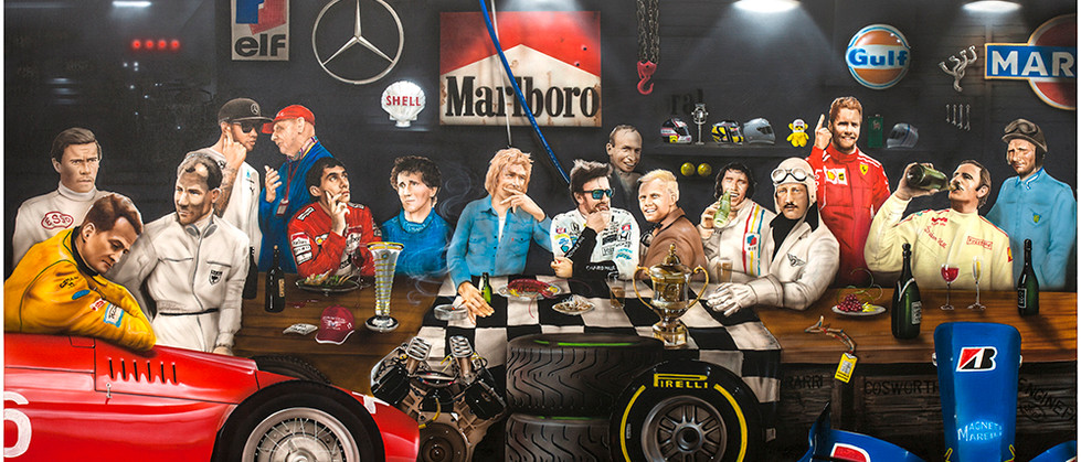 The Formula One Legend Supper