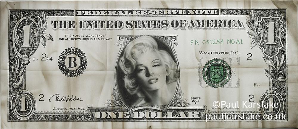 Marilyn - Dollar