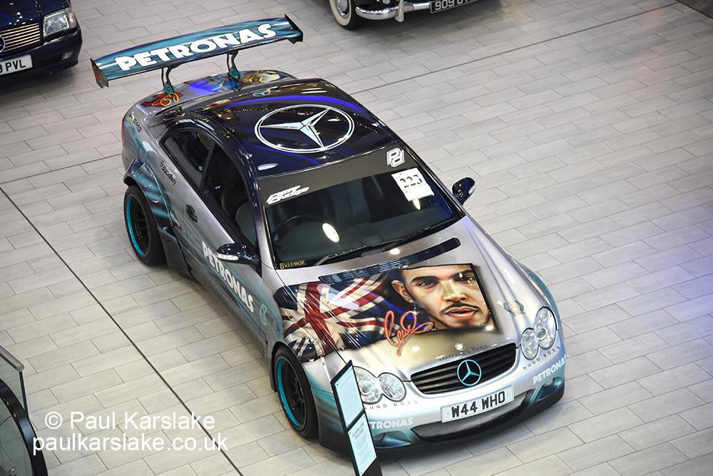 Lewis Hamilton Petronas Mercedes