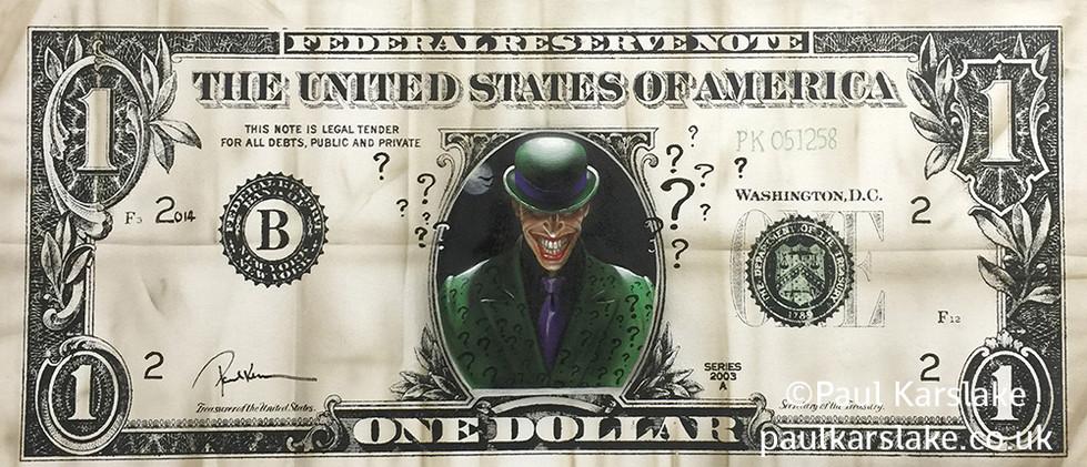 The Riddler - Dollar