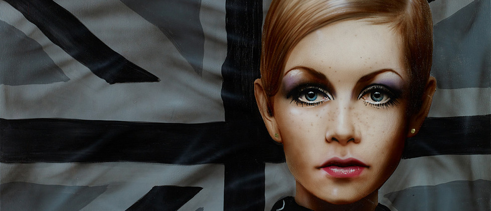 Twiggy - The London Look