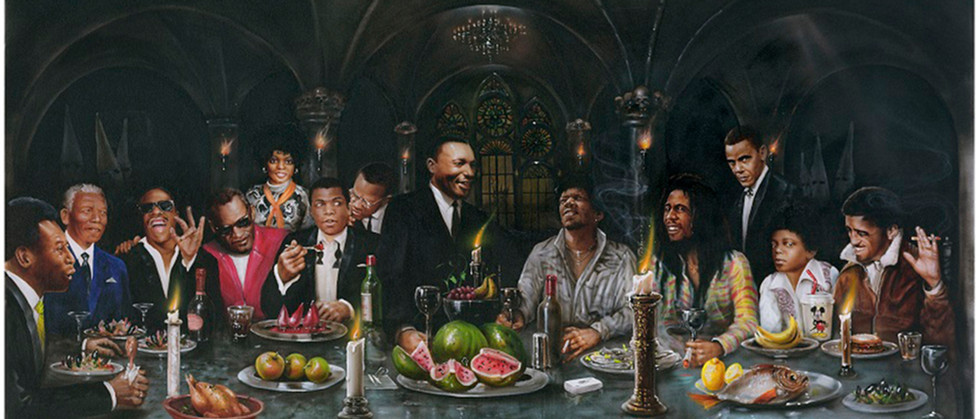 The Black Last Supper