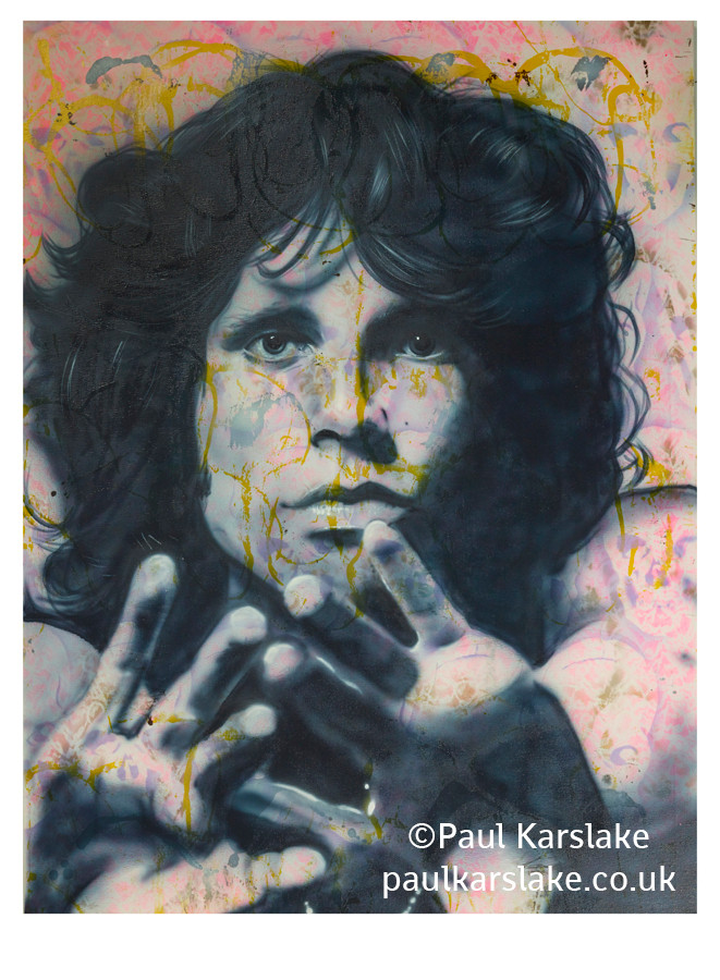 Jim Morrison - Storm Rider
