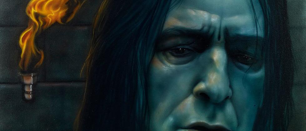Master of the Dark Arts - Snape