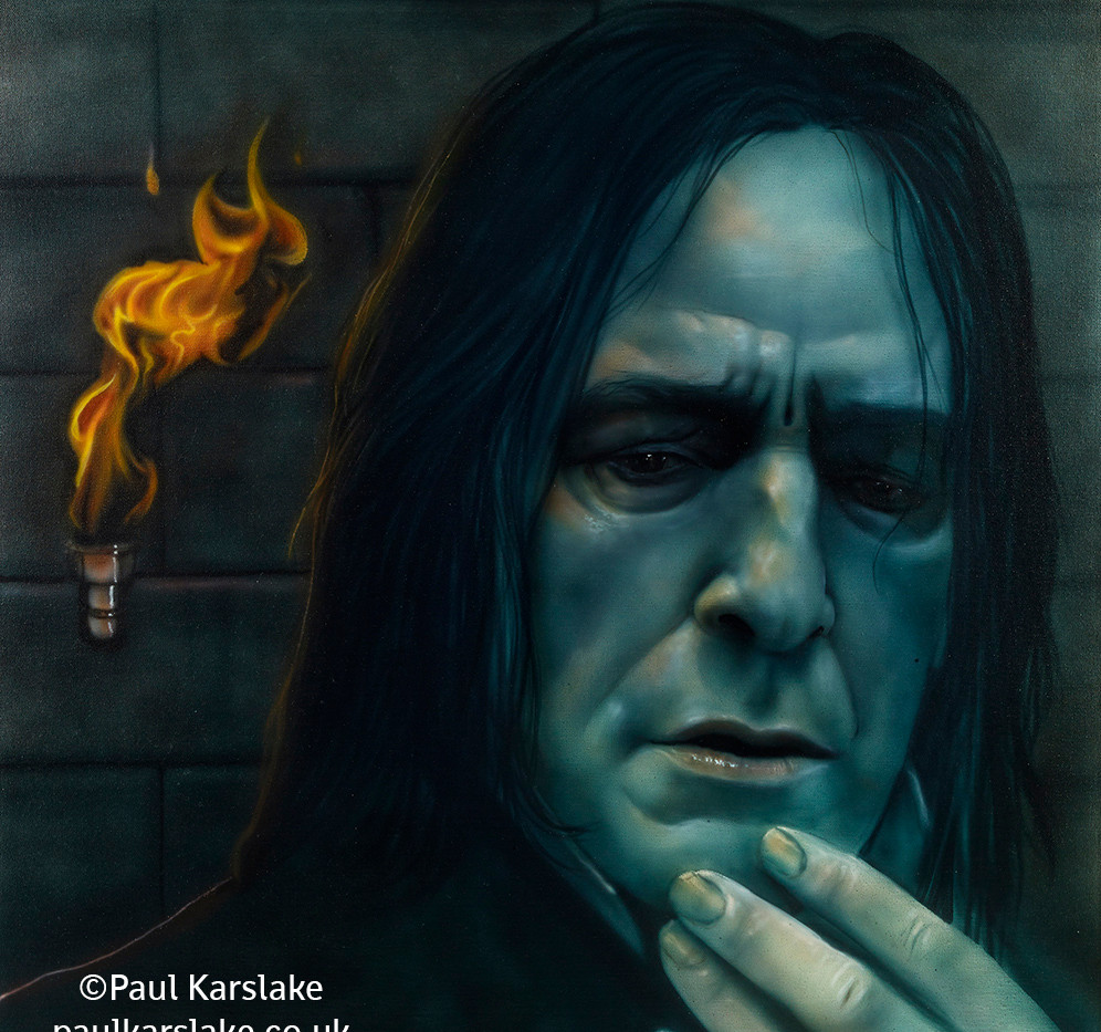 Master of the Dark Arts - Snape