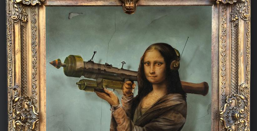 Da Vinci Bombshell