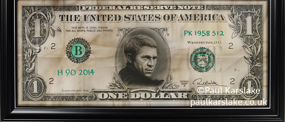 Steve McQueen - Dollar