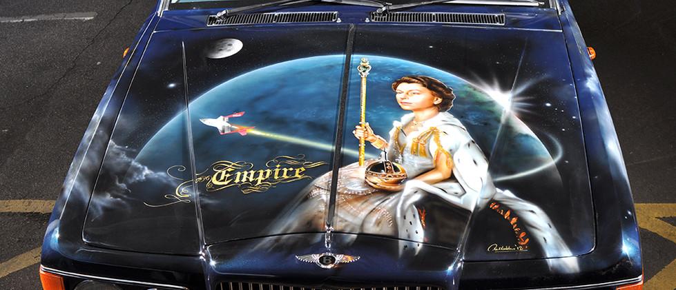 The Empire Bentley