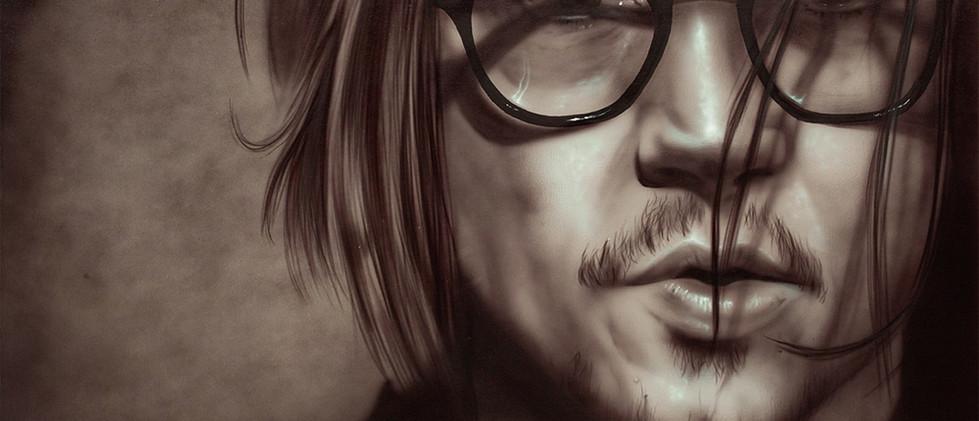 Johnny Depp - Love Pirate