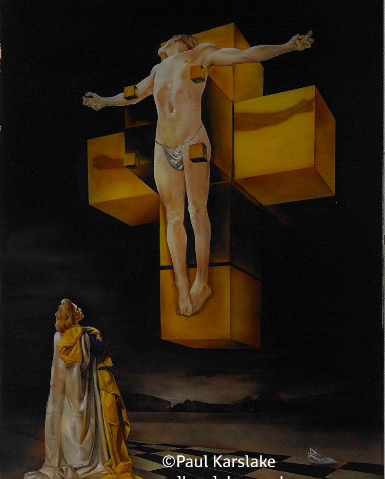 Dali - The Crucifixion