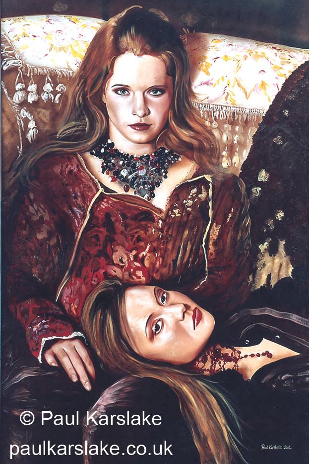 The Scott Sisters