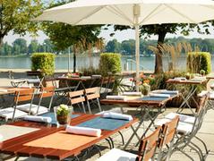 Hyatt Regency Mainz Malakoff Lounge