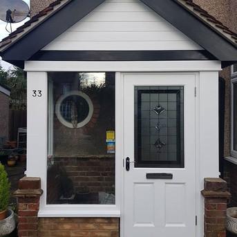 Porch Refurbishment