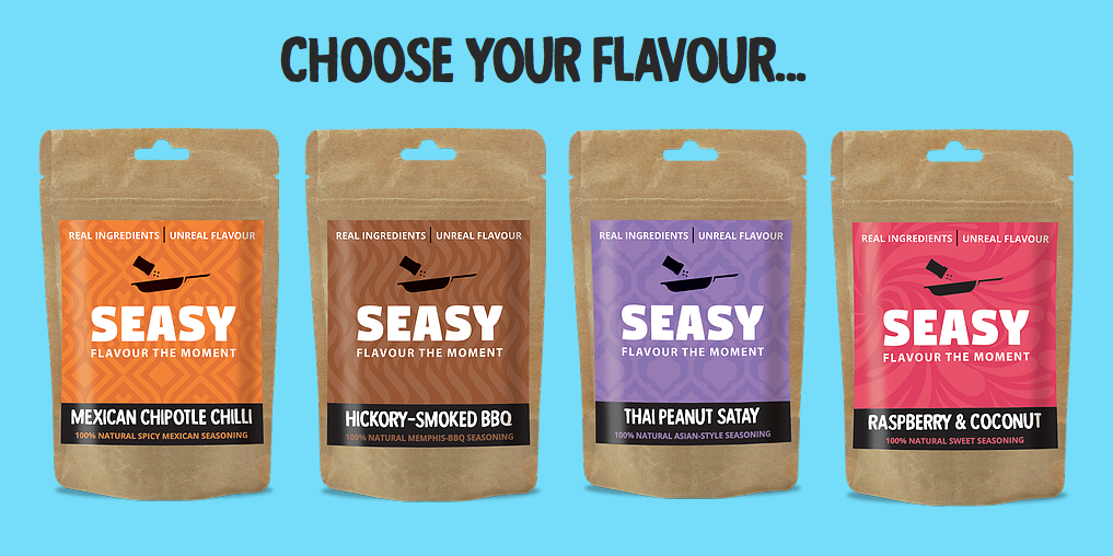 Choose your Seasy Flavour
