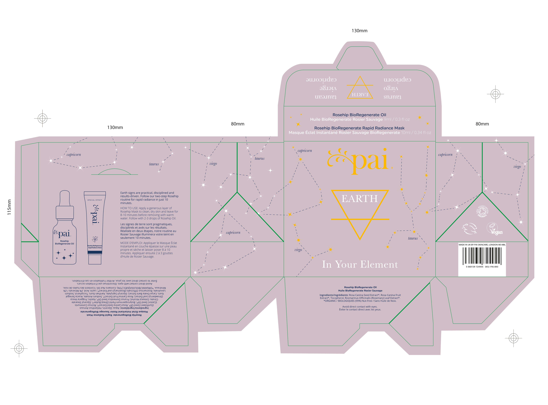 Pai Earth Xmas Gift Set Box