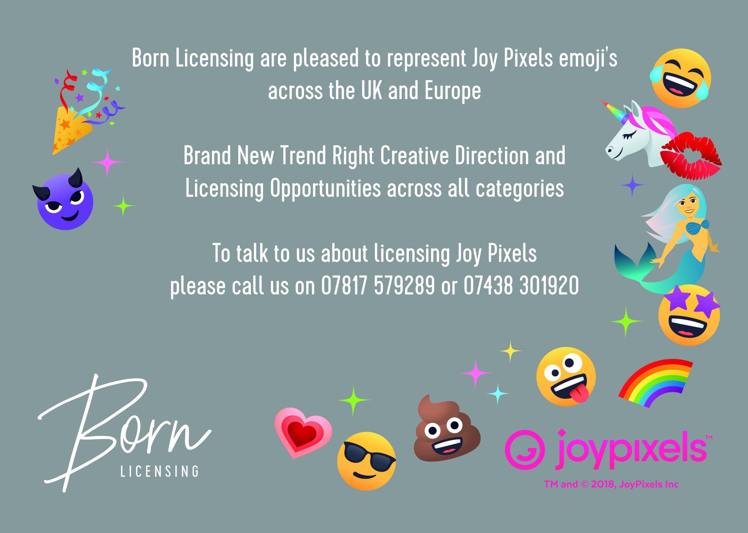 Born Licensing A5 Postcard artwork-01