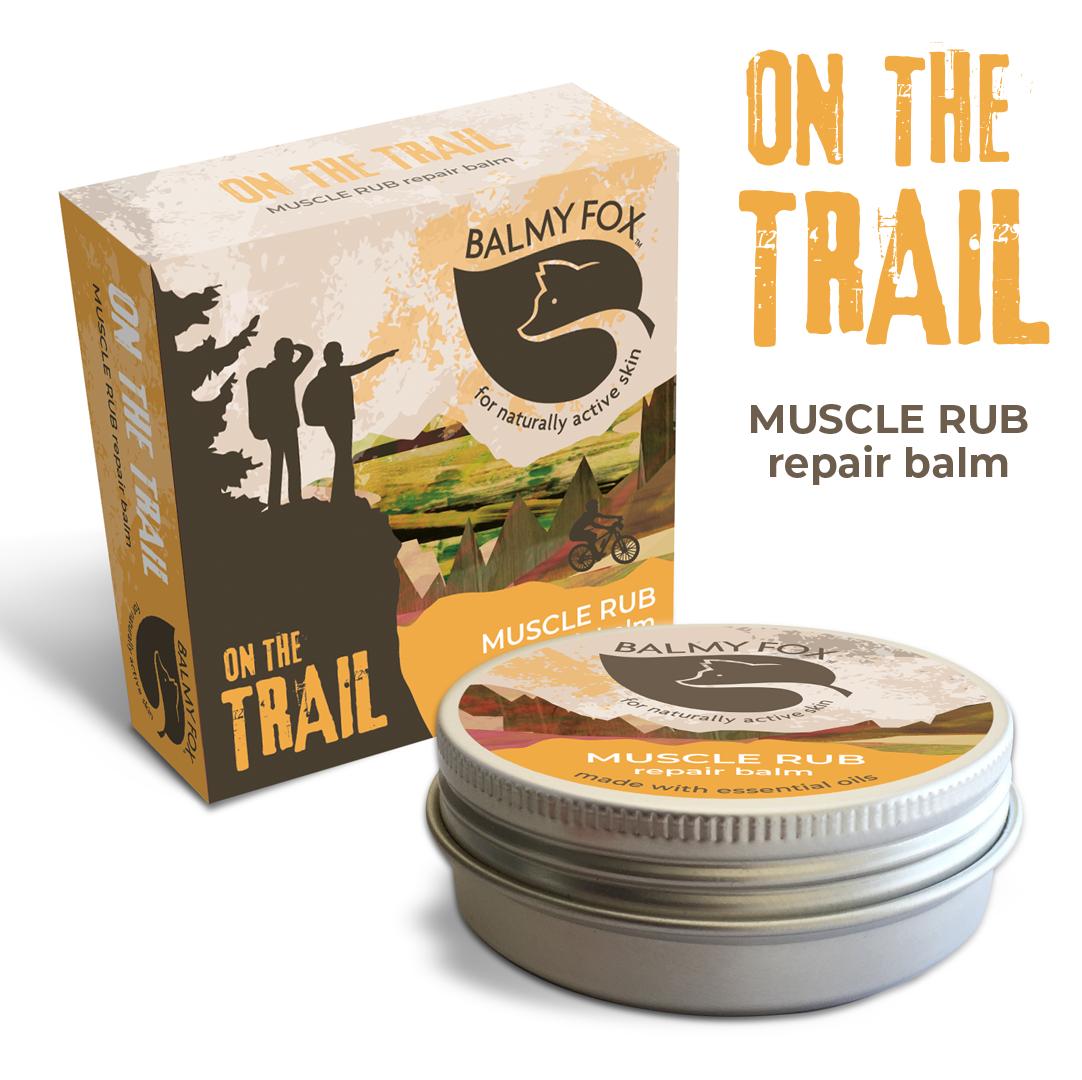 Balmy Fox Muscle Rub Cream